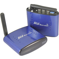 200M 5.8GHz Wireless AV Audio Video Sender Transmitter Receiver