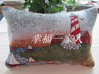 Pillow cushion kaozhen magnetic cat ofhead cushion boat small