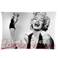 Wholesale Price 12pcs Marilyn Monroe Pillowcases Standard Size xp018