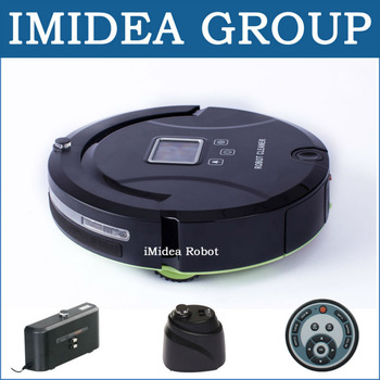 Buy Robot Vacuum Cleaner in Singapore (Vacuum,Sweep,Sterilize,Mop,HEPA Filter) Schedule,Virtual Wall,Self Charge,Avoid Bumping