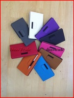 Wholesale 360 degree Rotating Leather Case for Asus Google Nexus 7 2 II Jeans Cowboy Smart Cover 50pcs/lot