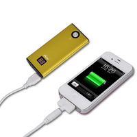 5200mah Multiple Mobile Phone Battery Charger