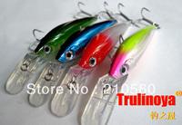 Trulinoya DW00 180mm/86g Quality Plastic Minnow fishing lures fishing hard bait for Spanish mackerel & tuna