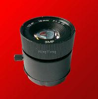 Free shipping 16MM 3MP cctv lens 1/2.5'' F1.4 CS fixed IRIS 3.0 megapixel  cctv lens for IR bullet mega pixels security camera
