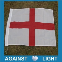 England Flag 2` x 3` FT 60x90cm 2014 World Cup Flags St George's Cross English Banner Free shipping