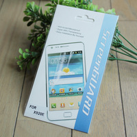 Rg mobile phone film for htc a310e x920e protective film high permeability membrane screen film