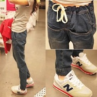 New product!! Autumn/winter Fashion Loose Baggy jeans Free Shipping,n-29-38