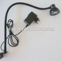 3W 110V/220V FLEXIBLE HOSE LIGHTS LED MACHINE LIGHT/led machine working light lamp
