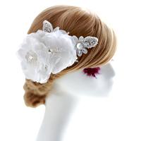 Free shipping!Wedding headflower/ bride hair accessory wedding hairpin hair ornament headwear/Box pack ,QXL060