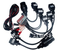 8 full car cables for TCS scanner cdp pro plus with good quality------------------freeshipping