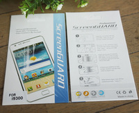 300pcs/lot Clear Galaxy S3 Screen Protector For Samsung i9300 Screen Protective Film Hight Quanlity