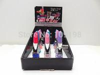 Fashion novelty promotional gift ilpstick ballpoint pen