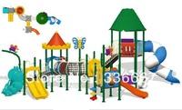 children outdoor amusement playground for children happy time