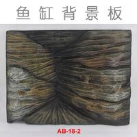 Fish tank background board 60 45cm ab-18-2