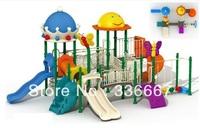 2013 hotsale muti-function kids outdoor  amusement playground