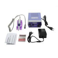 1 PCS  220V Nail Manicure Pedicure Drill File Set Polishing Machine ZS-302  Promotion!