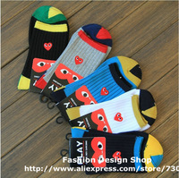 2013 New arrival 1lot=10paris Good quality brand cotton men's socks warm socks men autumn-summer YX057