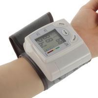 1 PCS Wrist Blood Pressure Monitor Arm Meter Pulse Sphygmomanometer Promotion!