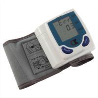 1 PCS Digital LCD Wrist Cuff Arm Blood Pressure Monitor Heart Beat Meter Machine