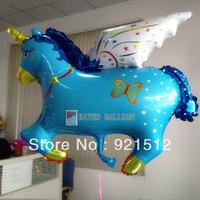 Angel Pegasus Foil Balloon wedding birthday party Christmas celebration decorative aluminum balloons gift Horse dawlish birthday