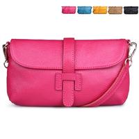 Women's bags 2013 genuine leather fashion female messenger bag cowhide portable small bag