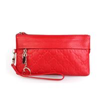 Day clutch women's handbag 2013 clutch bag genuine leather female bag small embossed women's fashion evening bag