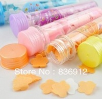 portable test tube soap flower soap tablet chromophous travel