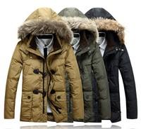 men down Free shipping Men's coat Winter overcoat Outwear Winter jacket wholesale 268