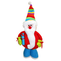 2013  santa claus  hot sale & wholesale Christmas Decorations   merry christmas  happy new year