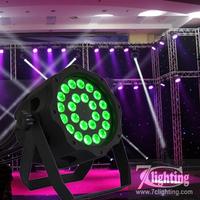 4pcs/Lot, 24x10W RGBW LED Par Light,Waterproof IP65 Rank, No noise brighter LED PAR Stage Lighting