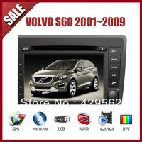 VOLVO S60 2001~2009  CAR GPS DVD Player HD Screen with GPS IPOD TV AM/FM Bluetooth