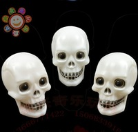 Skull Head Multi Color Sparkling Led Light for Halloween  0117