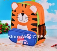 2014 Hot Sale Christmas Gifts child school bag male female children school students backpack Free Shipping