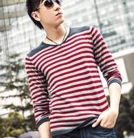 Men Fashion Sweaters autumn winter new style full sleeve shirt