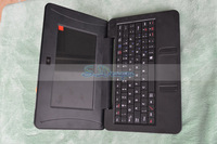 7 inch VIA8850 1.5GHZ 1G+ 4GB Andriod 4.1/Windows CE 7.0 webcam + WIFI Laptop Notebook Netbook,Russian Keyboard supported