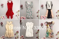Mix Style Wholesale 20Pcs/Lot  Women Fashion Dress Evening Dress