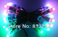 Super bright led pixel module,50pcs,12mm ,waterproof IP68,DC5V input,full color