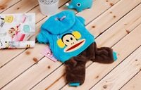 dog cloth monkey01