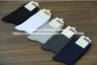 2013New 1lot=10paris High quality autumn-summer cotton men's socks sports socks men  YX062