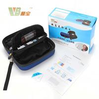 Small Refrigerator Insulin Cold Box Portable Refrigerator Mini Fridge Medical Cooler Bag 6 - 8