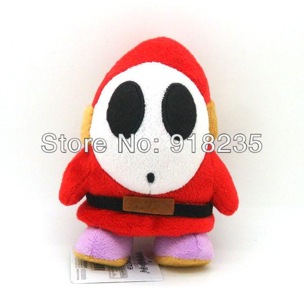 Детская плюшевая игрушка Super Mario Bros 10 L0102 плюшевая игрушка super mario bros ems 30 u neko 9 st003