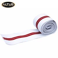 Free shipping Altus red stripe elastic kneepad - professional sports kneepad basketball