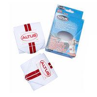 Free Shipping 2014 Altus red stripe elastic wrist length belt wrist support sports professional belt booster 30%OFF