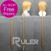 Latest Style 130cm Long Pandora Hearts-Jack Vessalius Golden Anime Cosplay wig COS-165A