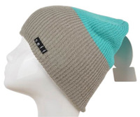 Neff 2 fashion autumn and winter thermal general lovers knitted skiing knitted hat