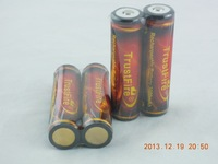 Trustfire 18650 battery 3.7V 3000mAh Protected Rechargeable li-ion Battery with PCB /trustfire protected 18650