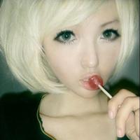 Cos wig trend stubbiness bobo wig stubbiness female