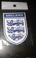 England national football team fans clothes patch  6*8cm badges  3pcs/lot