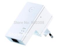U22 2T2R 2.4Ghz 300M Range Wifi Repeater  802.11N/B/G 2dBi Antennas
