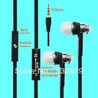 3.5mm Top Stereo Music Headset Headphone Earphone in Ear For LG E430 OPTIMUS L3 II E612 OPTIMUS L5